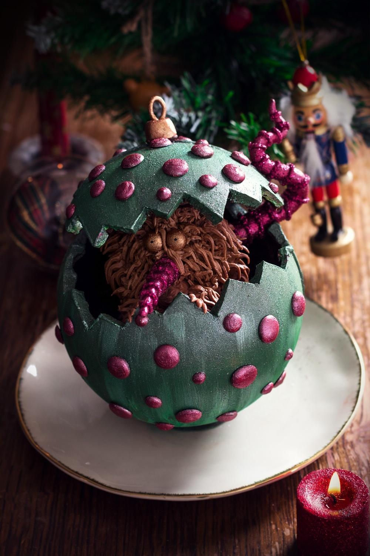 La boule de nowel - Studio de creation - Qui a vole les tartes
