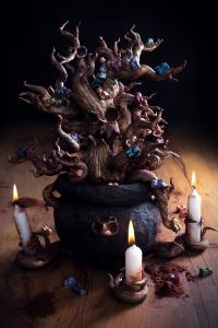 La racine du mal - L'épine d'Églantine  ©Photographie et stylisme culinaire Qui a volé les tartes ?