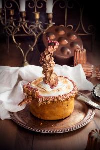 La tarte aux bluettes - L'épine d'Églantine  ©Photographie et stylisme culinaire Qui a volé les tartes ?