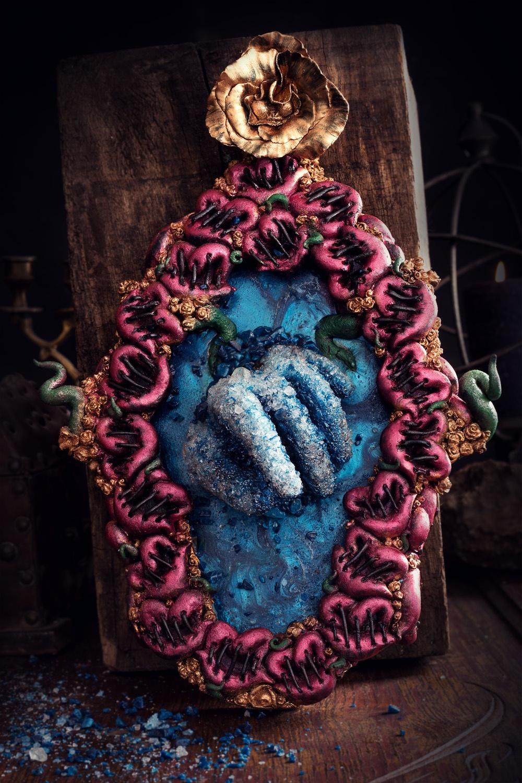 Le miroir aux éclats - lepine deglantine - Qui a vole les tartes
