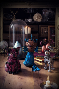Les improbanimals - L'épine d'Églantine  ©Photographie et stylisme culinaire Qui a volé les tartes ?