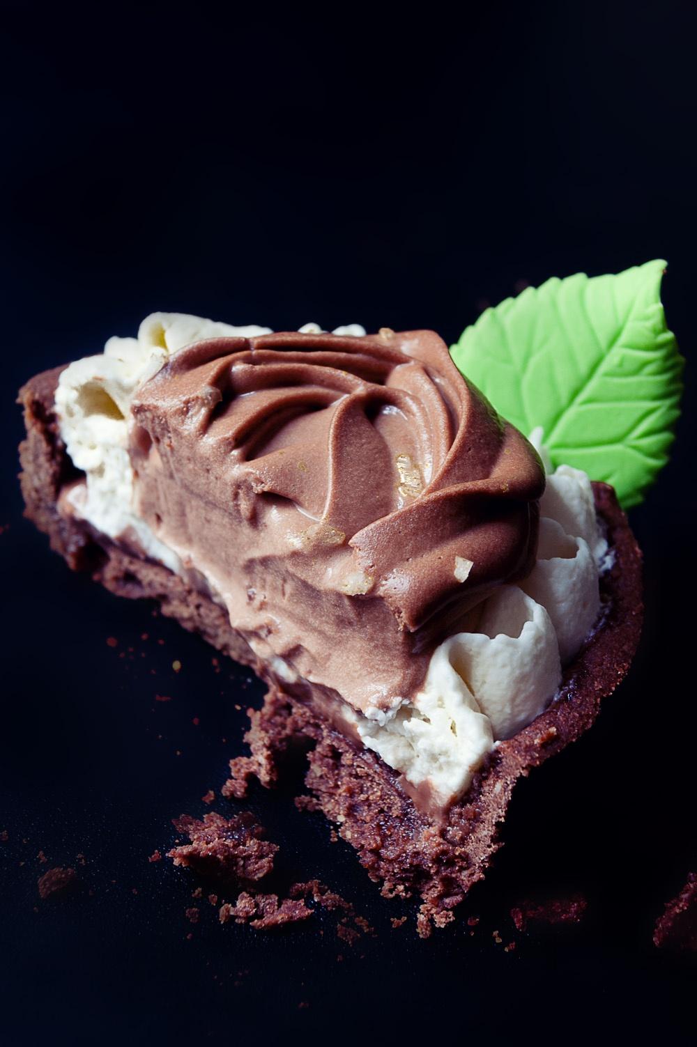 Fleur de sel - Tarte au chocolat - Qui a vole les tartes ?