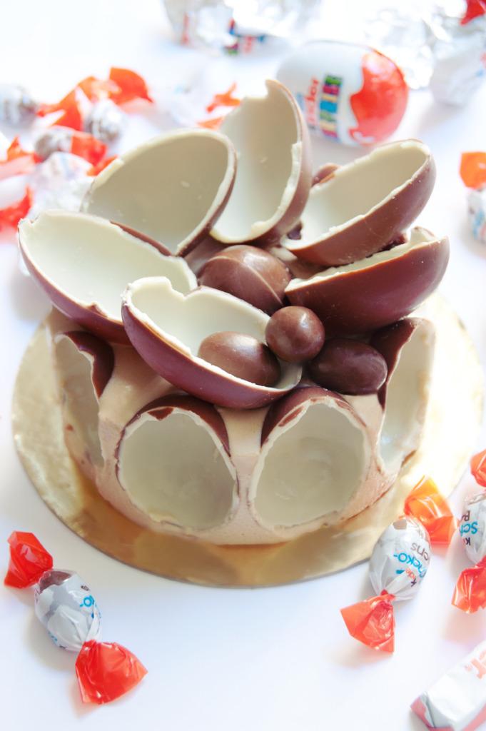 Surprise le g teau de non anniversaire qui a vol les tartes - Comment organiser un anniversaire surprise ...