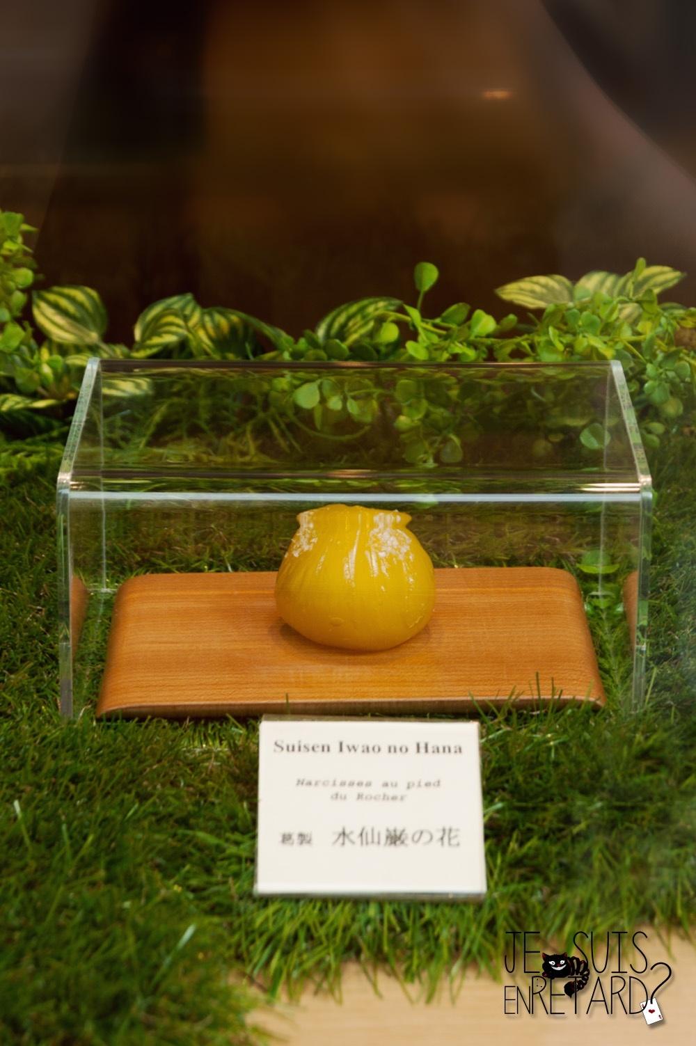 Toraya 7 - Pâtisserie japonaise - pintrerest
