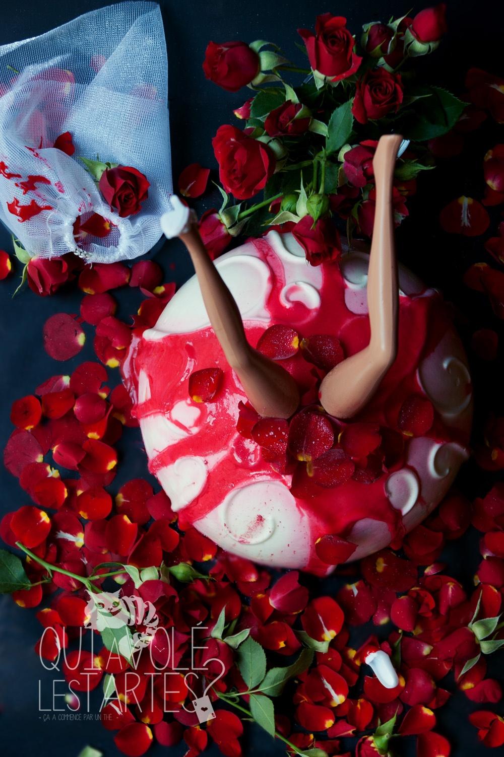 Corpse Bride 1 - Studio 2 création - Qui a volé les tartes
