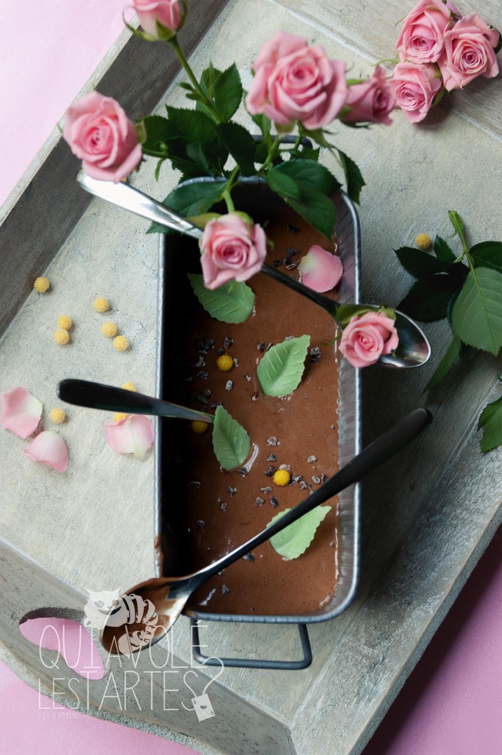 La jardinière 7 - Mousse au chocolat - Qui a volé les tartes - Studio de création