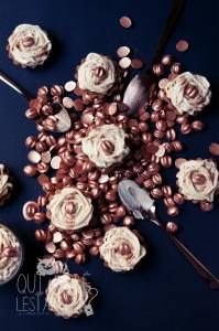 Tartelettes Cappuccino ©Photographie et stylisme culinaire Qui a volé les tartes ?