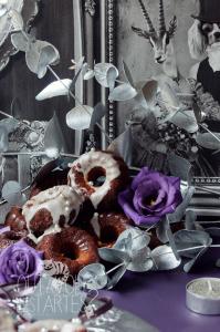 Bundt Cake sans gluten ©Photographie et stylisme culinaire Qui a volé les tartes ?
