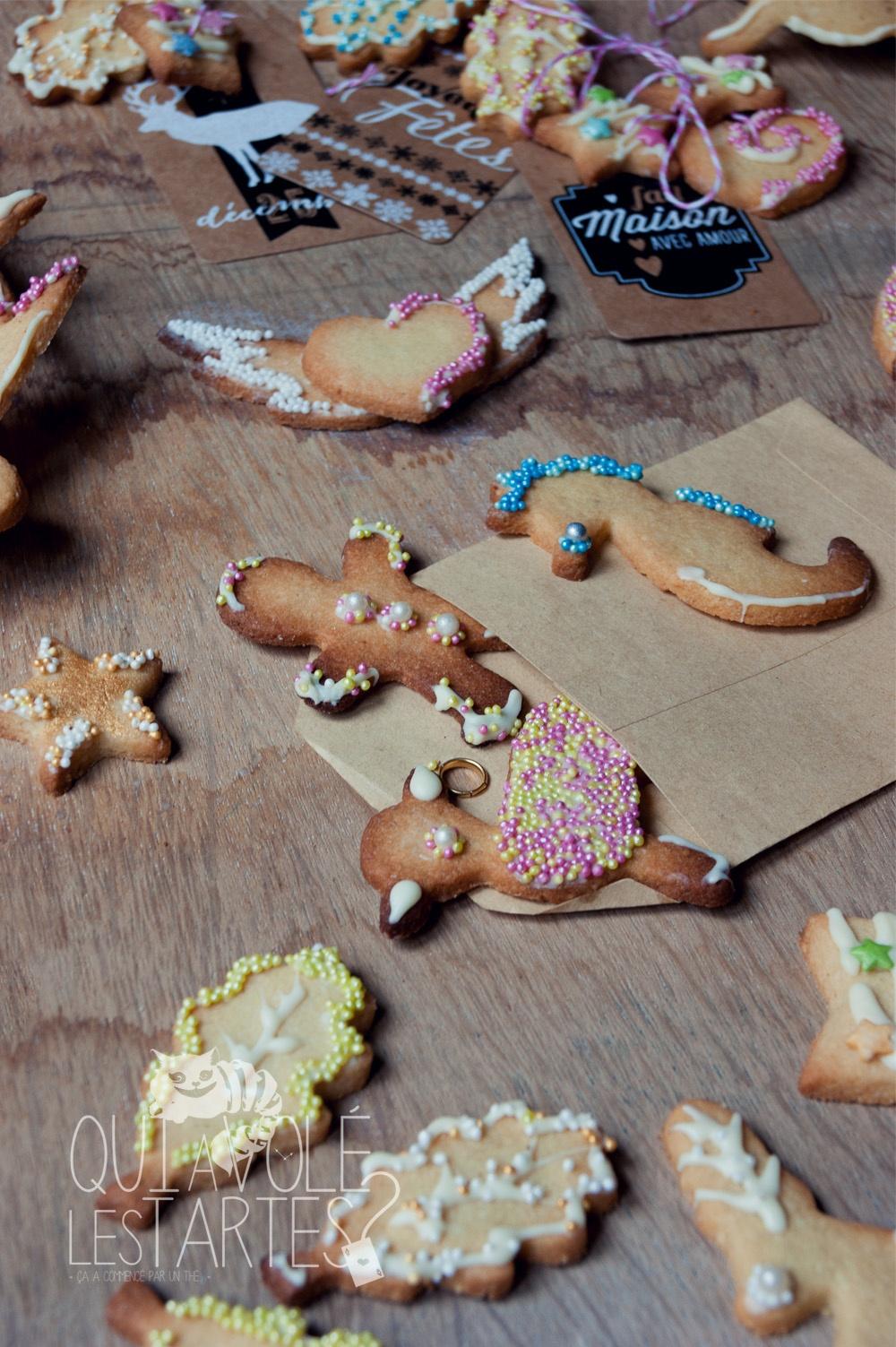 Cadeaux gourmands & couronne de Noel  3 - Studio 2 création - Qui a volé les tartes