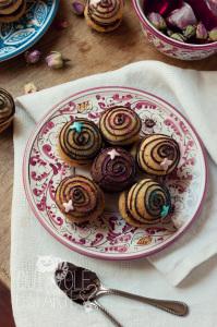 Baci di dama sans gluten ©Photographie et stylisme culinaire Qui a volé les tartes ?