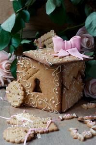 La boîte à résolutions & sablés sans gluten à messages ©Photographie et stylisme culinaire Qui a volé les tartes ?