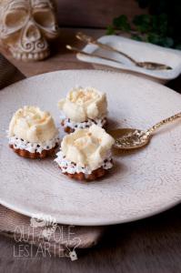 Tartelettes conversations sans gluten  ©Photographie et stylisme culinaire Qui a volé les tartes ?