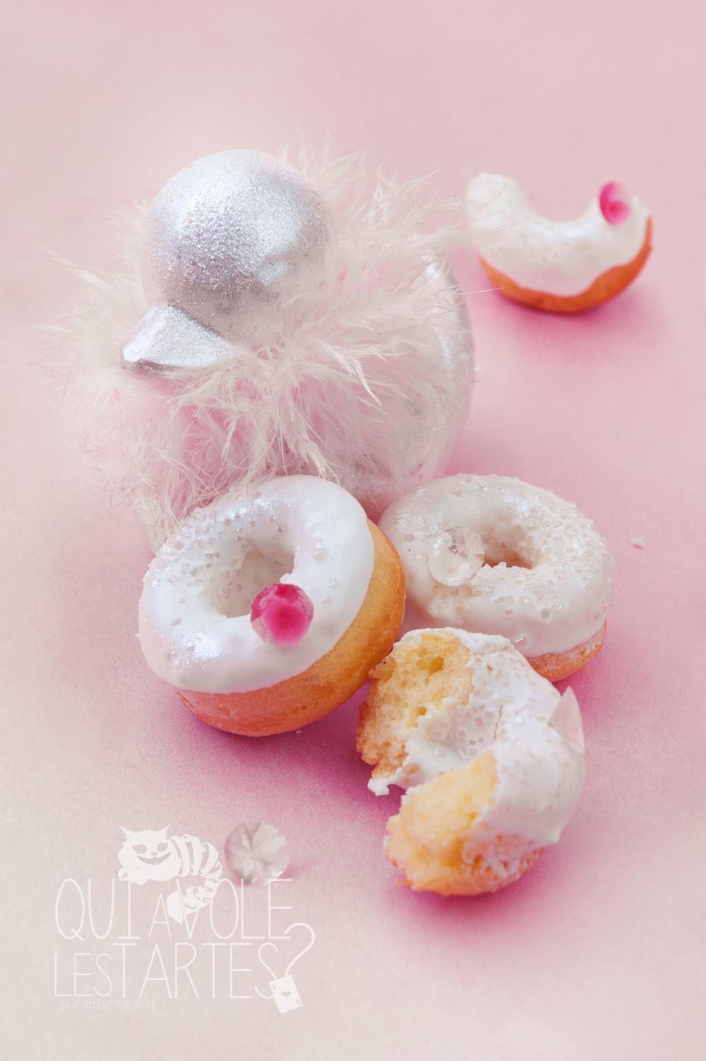 Donuts sans gluten St Valentin 1 - Studio de création - Qui a volé les tartes