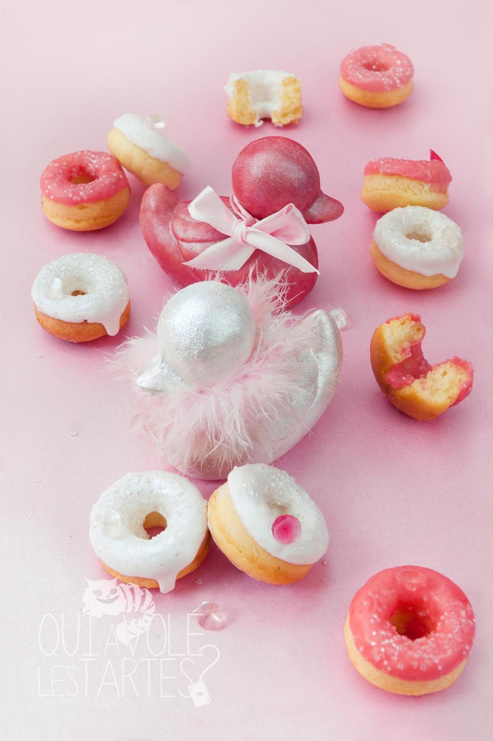 Donuts sans gluten St Valentin 3 - Studio de création - Qui a volé les tartes