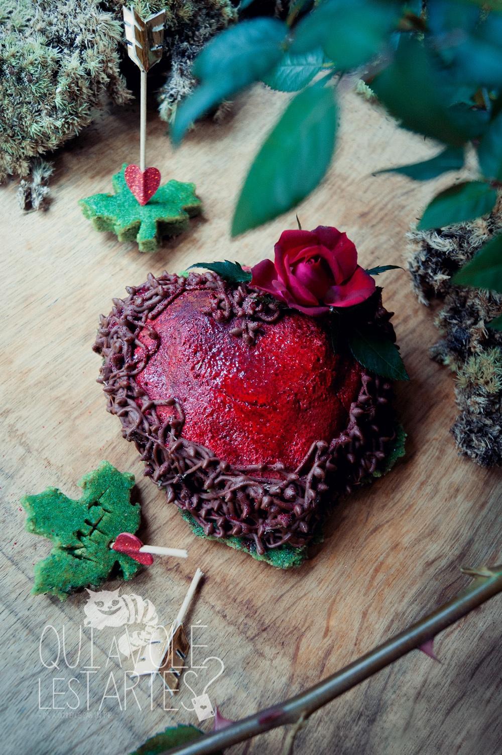 L'arrache coeur 3 - Marquise au chocolat - Studio de création - Qui a volé les tartes