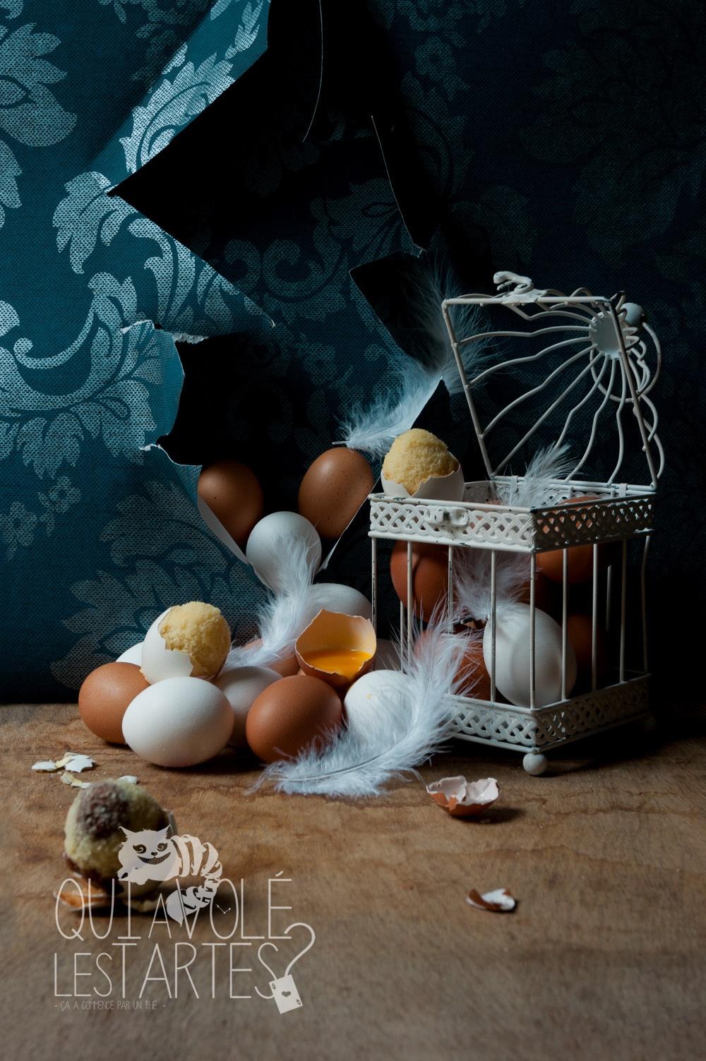 Oeufs cachés 2 - Studio de création - Qui a volé les tartes