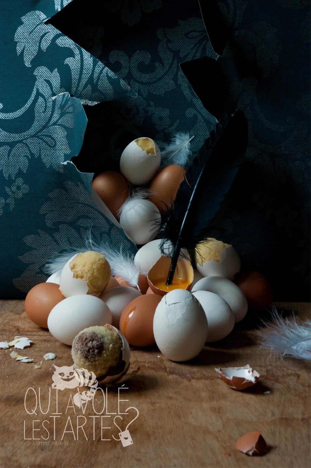 Oeufs cachés 3 - Studio de création - Qui a volé les tartes