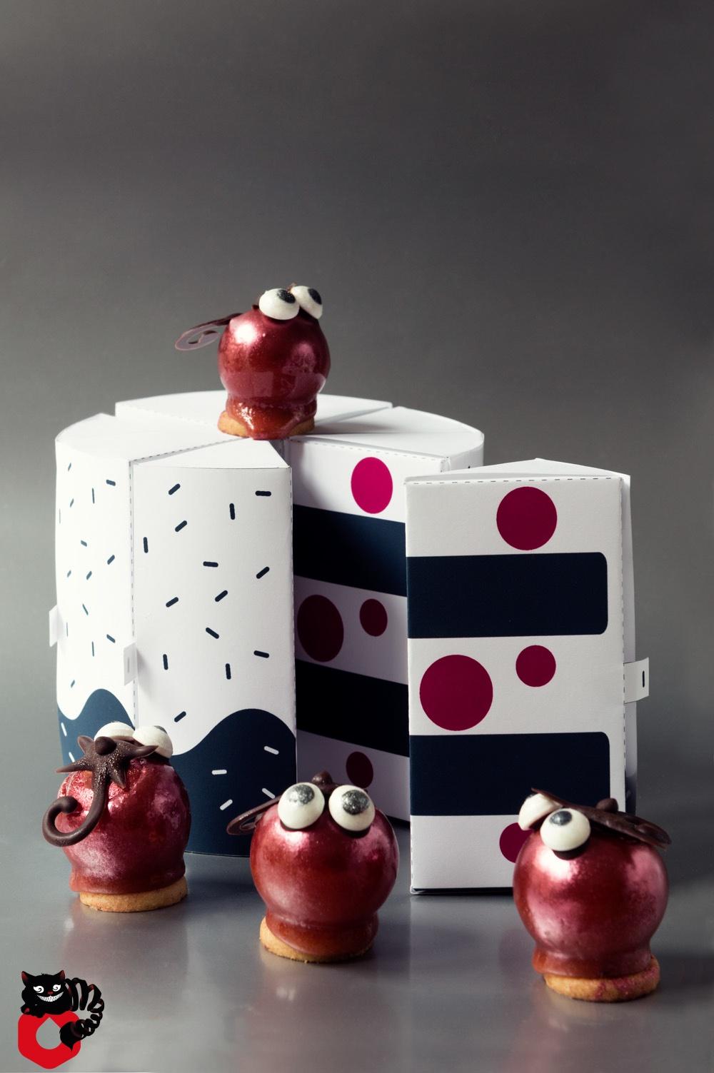 La cerise sur le gâteau 2DV - Collab sanglota & Qui a vole les tartes