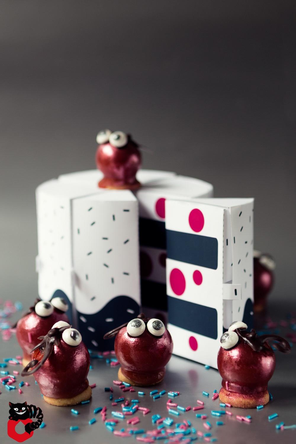 La cerise sur le gâteau 3 - Collab sanglota & Qui a vole les tartes