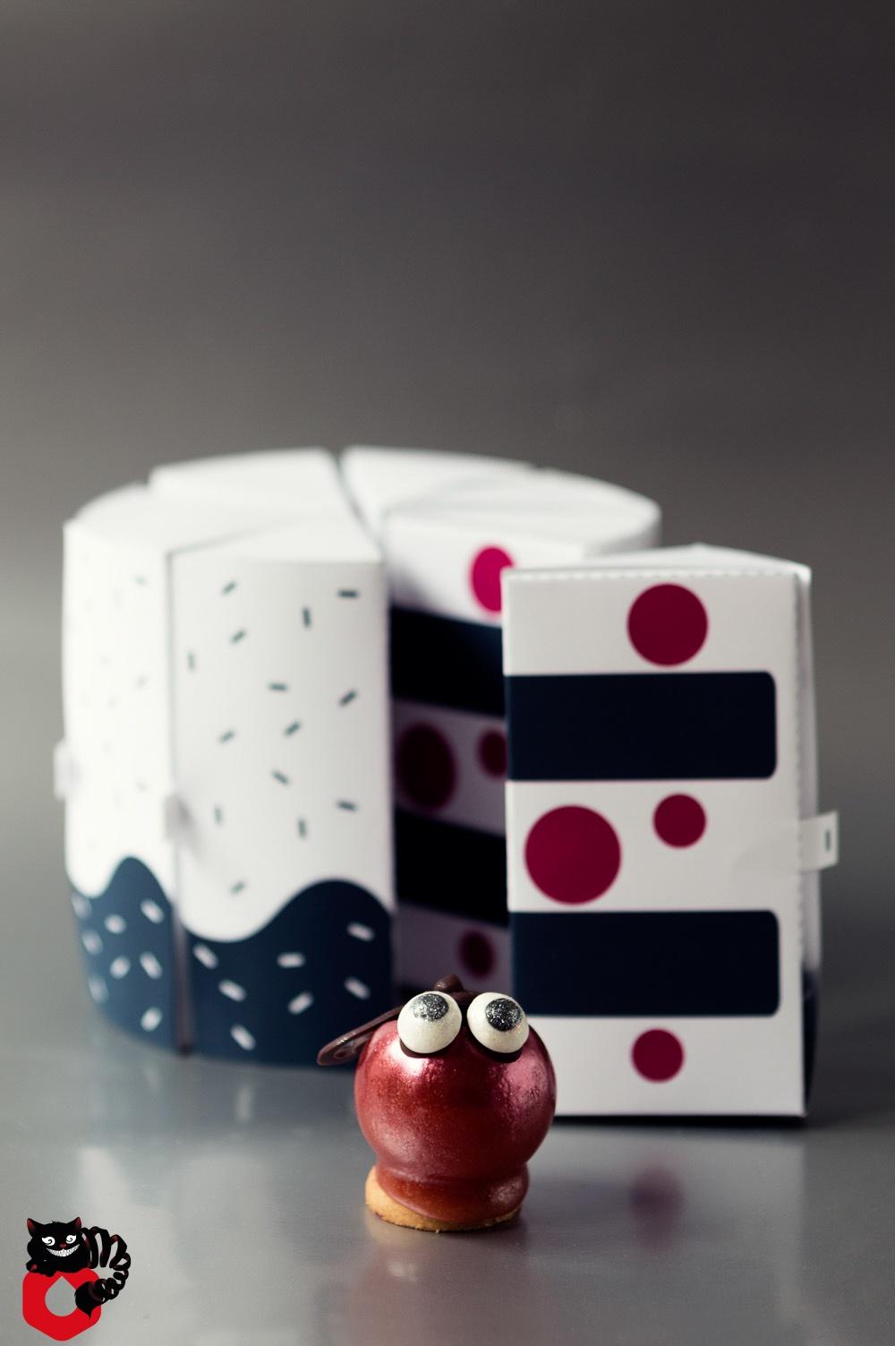 La cerise sur le gâteau - Collab sanglota & Qui a vole les tartes