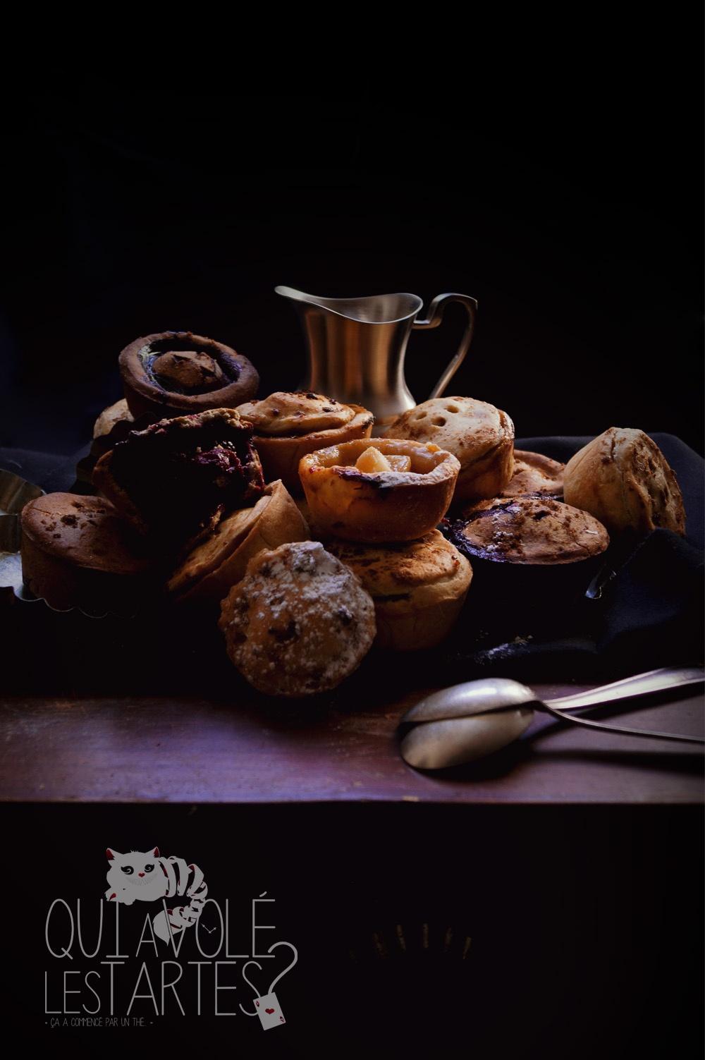 Tourtes à l'ancienne sans gluten 2 - Studio de création - Qui a volé les tartes- Copyright