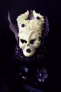 Maléfique - Maleficient - série vanités des vanités ©Photographie et stylisme culinaire Qui a volé les tartes ?