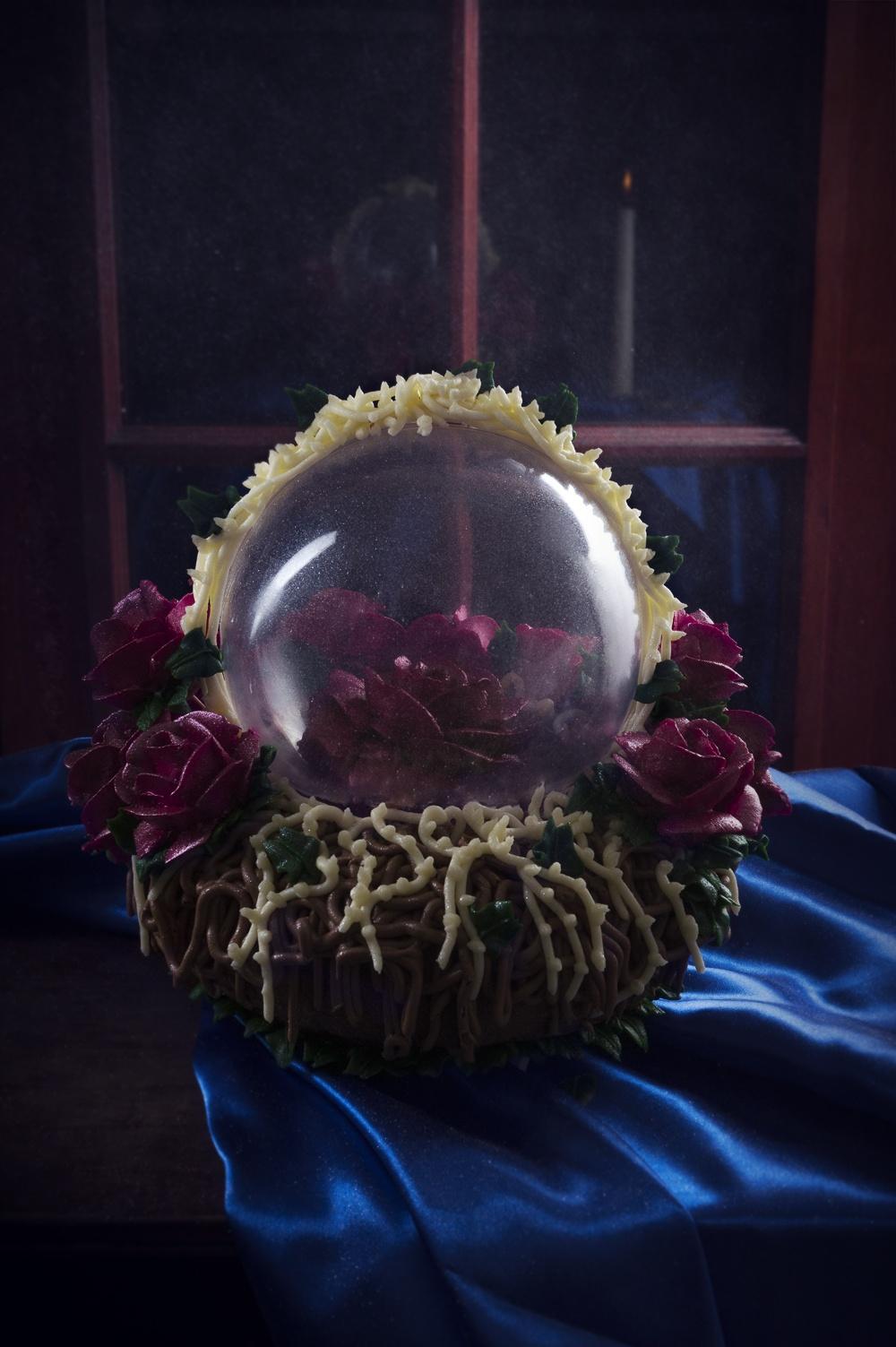 La rose enchantée - Beauty and the beast - Qui a vole les tartes - Studio de creation
