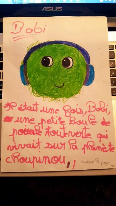 Bobi - Flavie - 10 ans - Monster Challenge