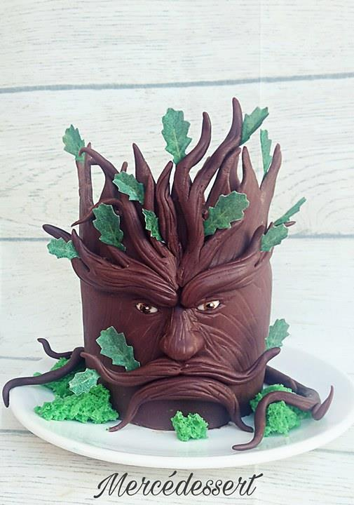 Tree Time - Creation Mercedessert