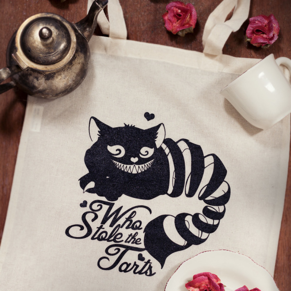 Goodies Tote Bag - studio de creation - qui a vole les tartes