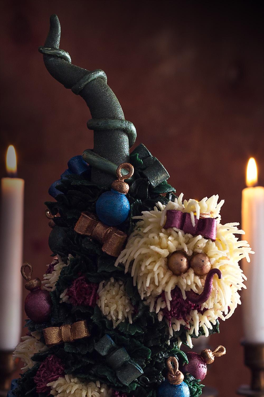 Le sapin de Noel 4 - studio de creation - Qui a vole les tartes