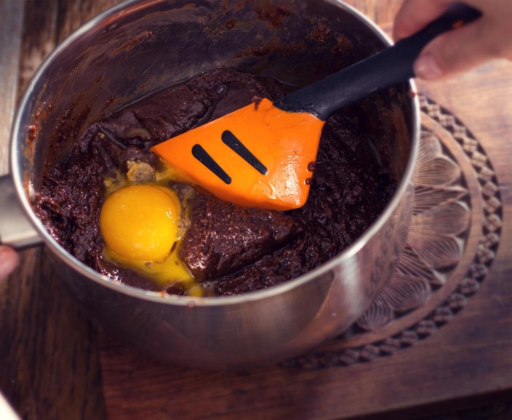 Mousse praliné & chocolat11 - qui a vole les tartes