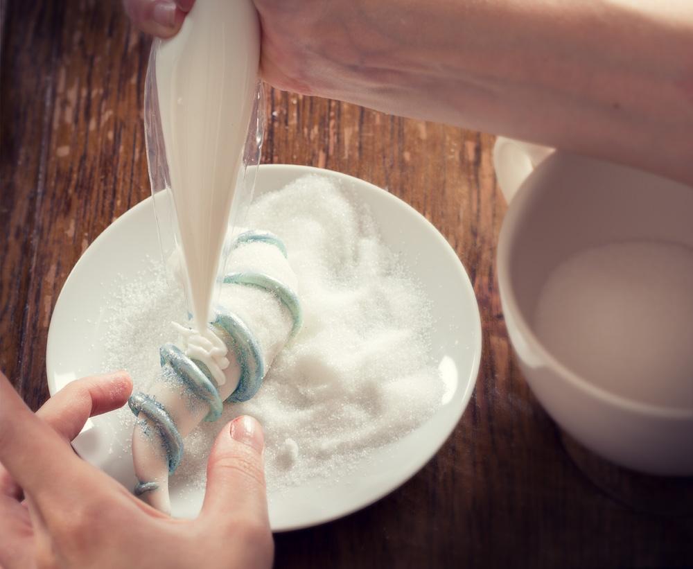 Renard pâte à sucre 1 - qui a vole les tartes