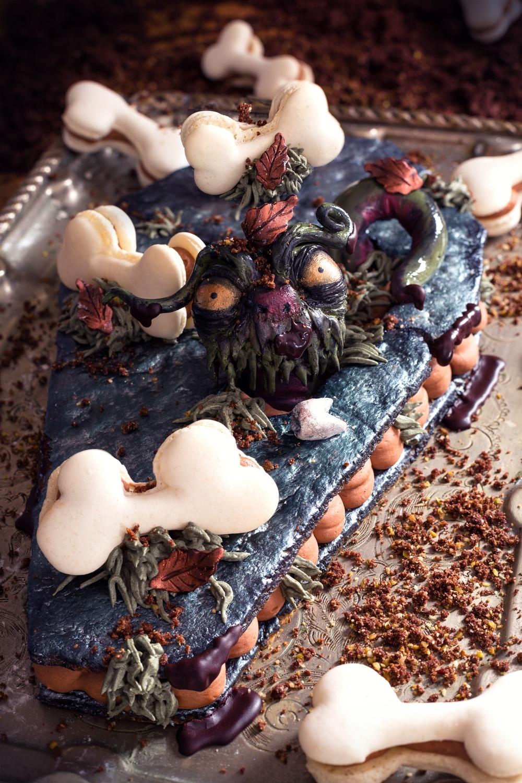 Tarte cercueil 1 - Studio de creation - Qui a vole les tartes