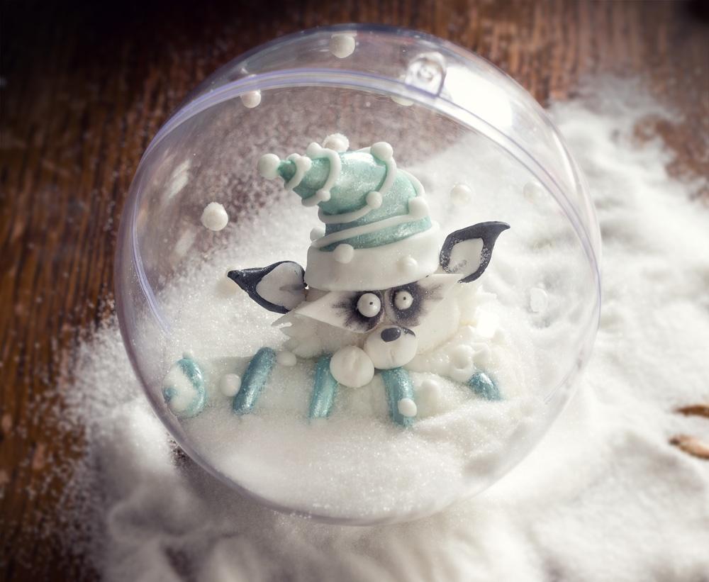 boule de neige 4 - qui a vole les tartes
