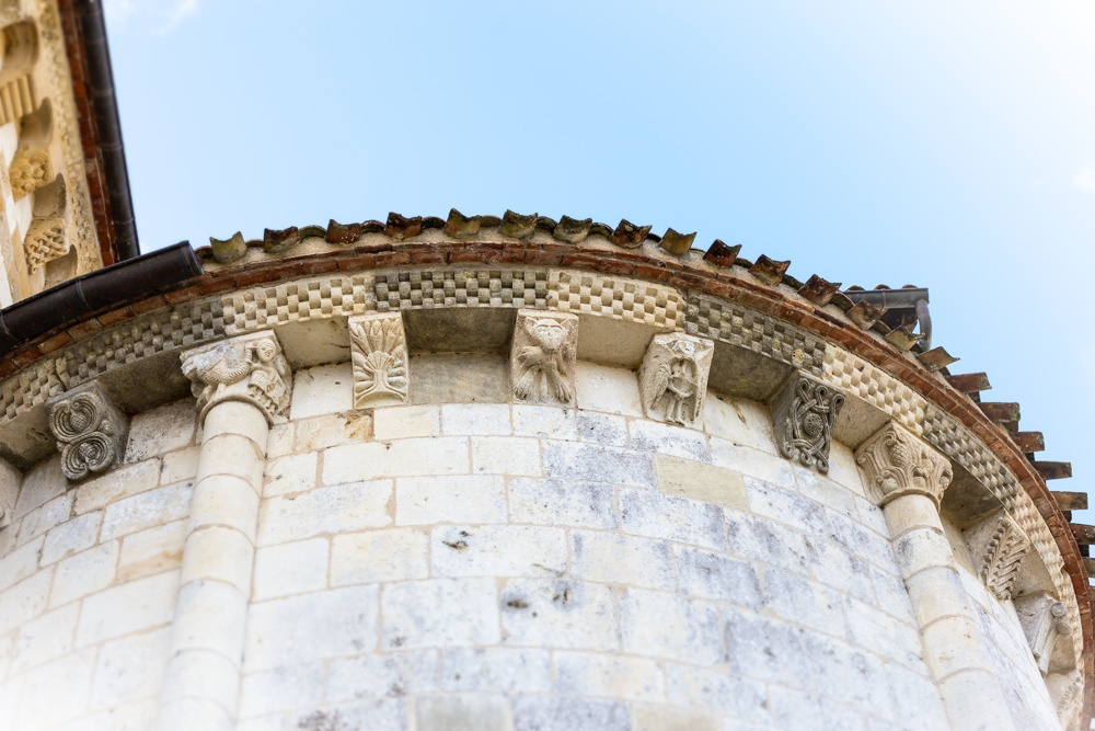 Le bestiaire de l'Abbaye d'Arthous 1