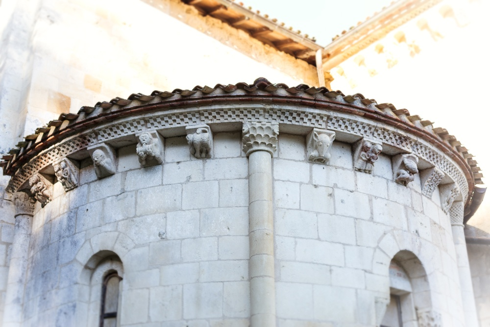 Le bestiaire de l'Abbaye d'Arthous