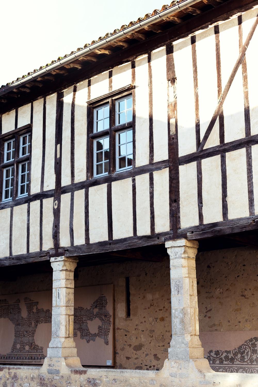 Le bestiaire de l'Abbaye d'Arthous8