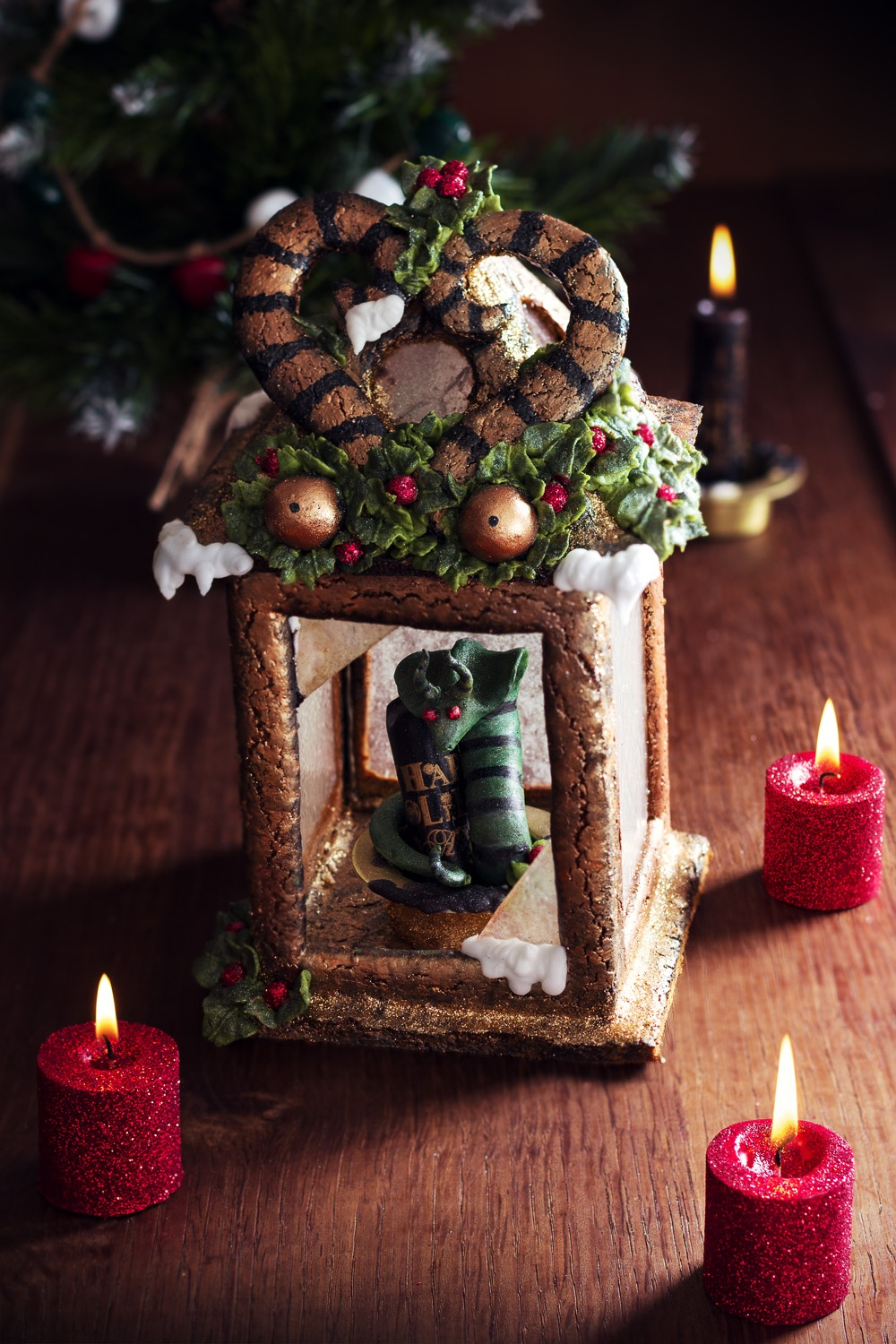 Christmas is coming - Studio de creation - Qui a vole les tartes