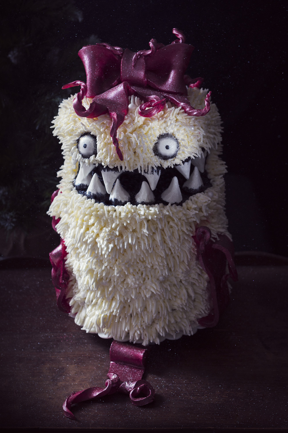Gift Cake Monster - Studio de creation - Qui a vole les tartes