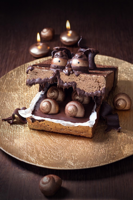 La boîte de chocolat - studio de création - qui a vole les tartes