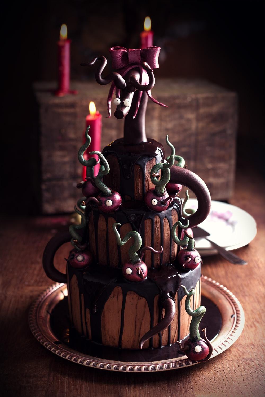 La cerise pourrie sur le gâteau1- Studio de creation - Qui a vole les tartes