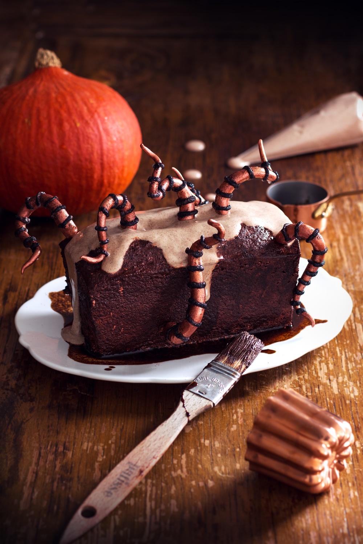 Le cake d'Halloween - Qui a vole les tartes - Studio de creation