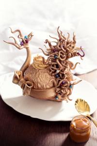 L'escargot des mers - Moulage de Pâques  ©Photographie et stylisme culinaire Qui a volé les tartes ?