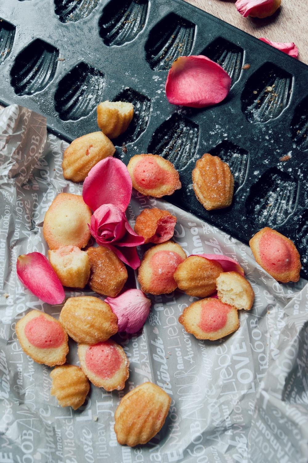 Madeleines bicolores 1 - Qui a volé les tartes - Studio 2 création