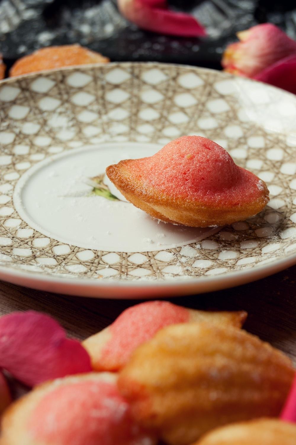 Madeleines bicolores - Qui a volé les tartes - Studio 2 création