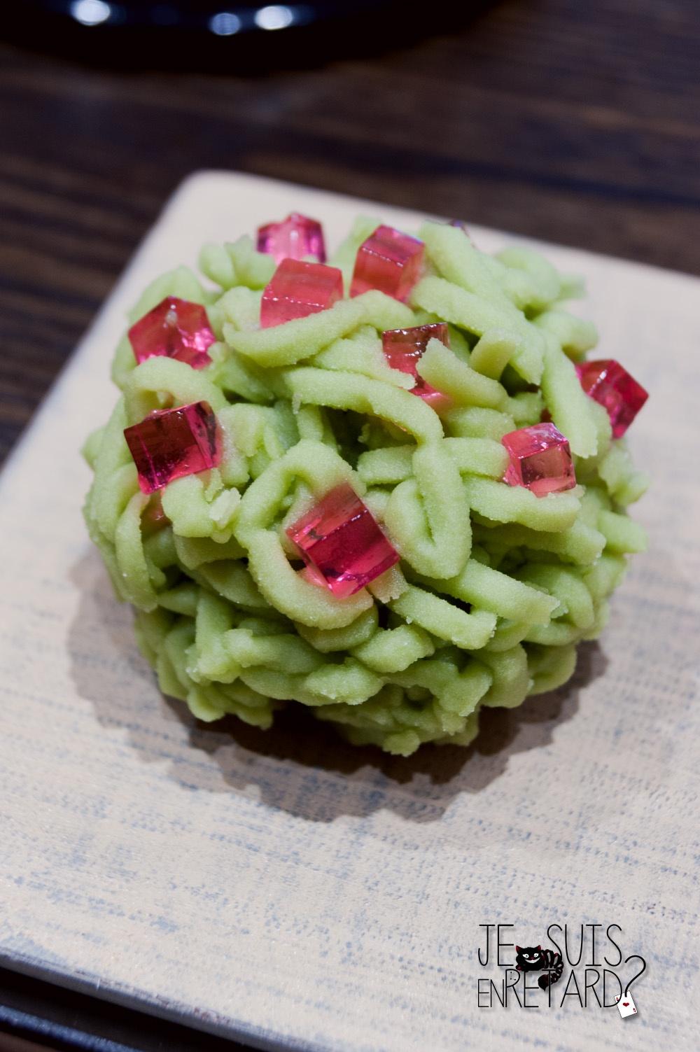 Toraya 6 - Pâtisserie japonaise - pintrerest