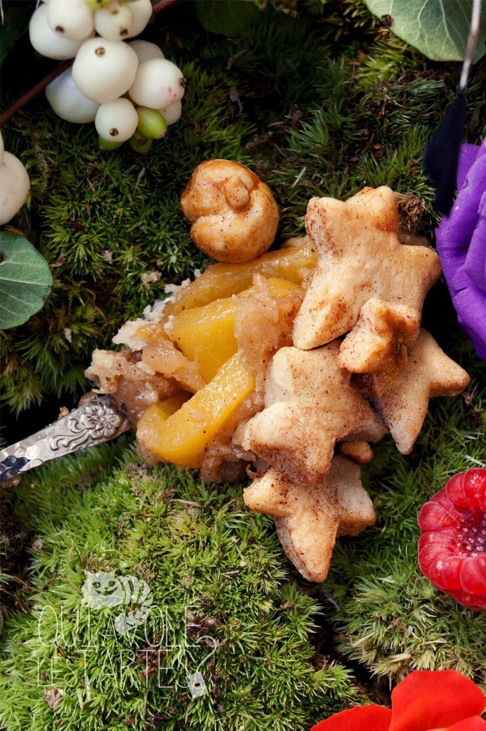 Jardin d'Eden 6 - Studio de création - Qui a volé les tartes