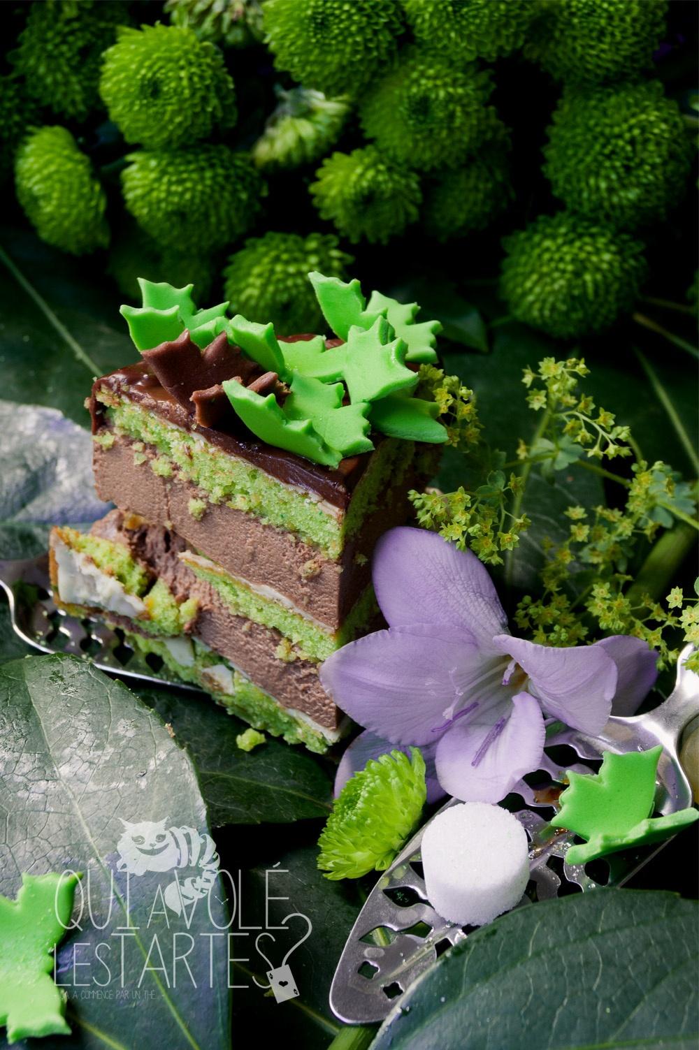 La fée verte 1 - Studio 2 création - Qui a volé les Tartes