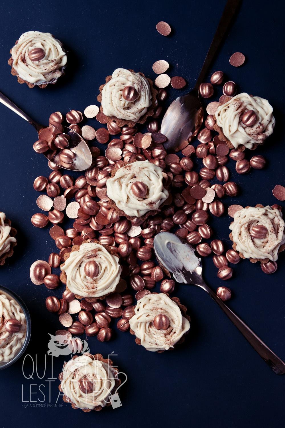 Tartelettes Cappuccino 3 - Studio 2 création - Qui a volé les tartes